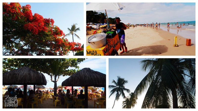 Porto Seguro - home of the Berg's Congress and Brazouka Beach Festival