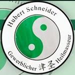 Heilmasseur: Hubert Schneider