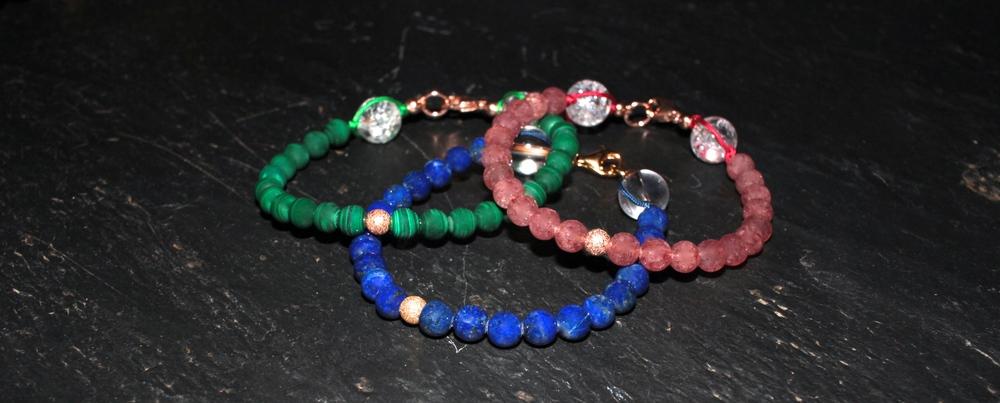 Bracelet le 22 - Atelier JAWERY