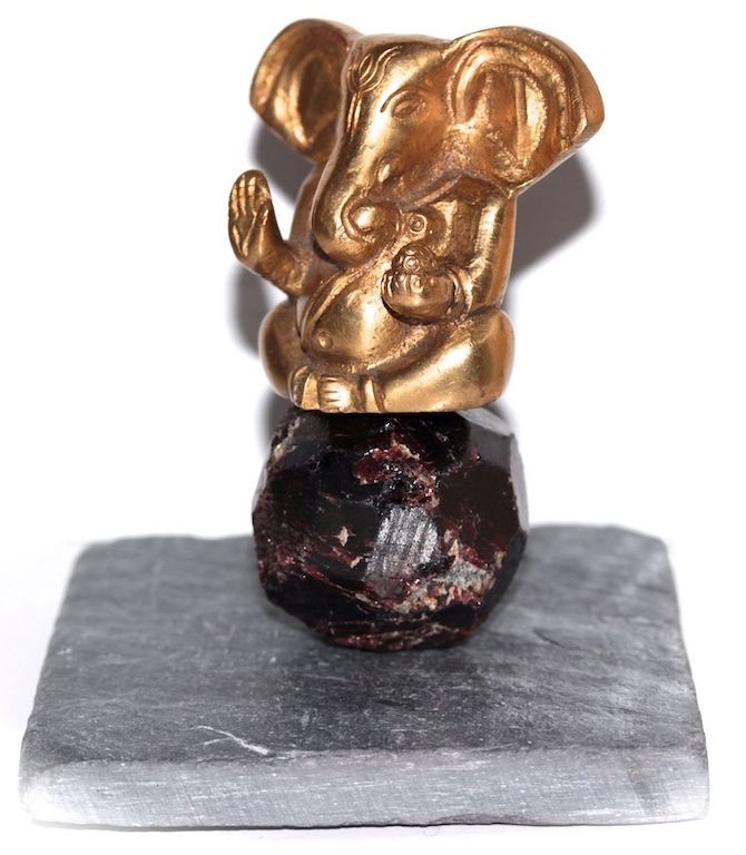 Ganesh protects our natural stones - JAWERY