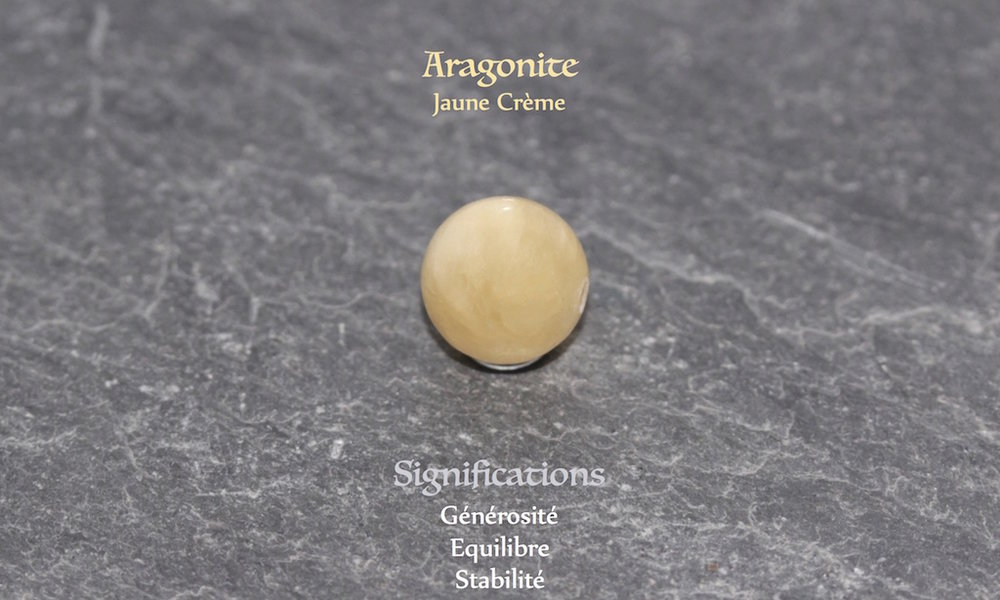 JAWERY - Aragonite