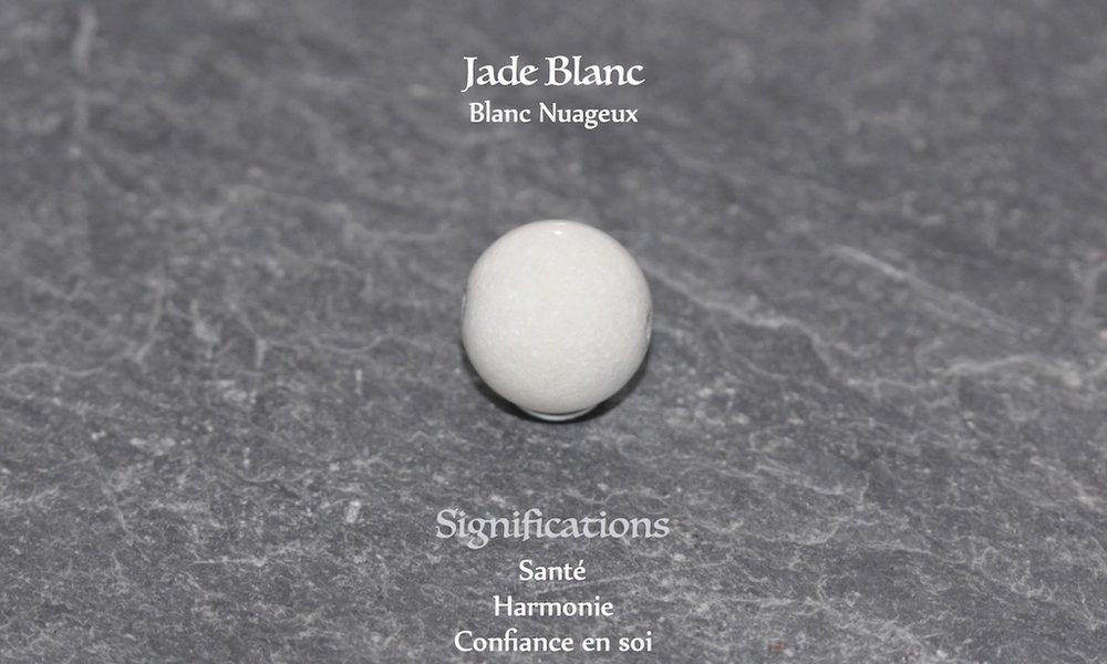 JAWERY - Jade Blanc