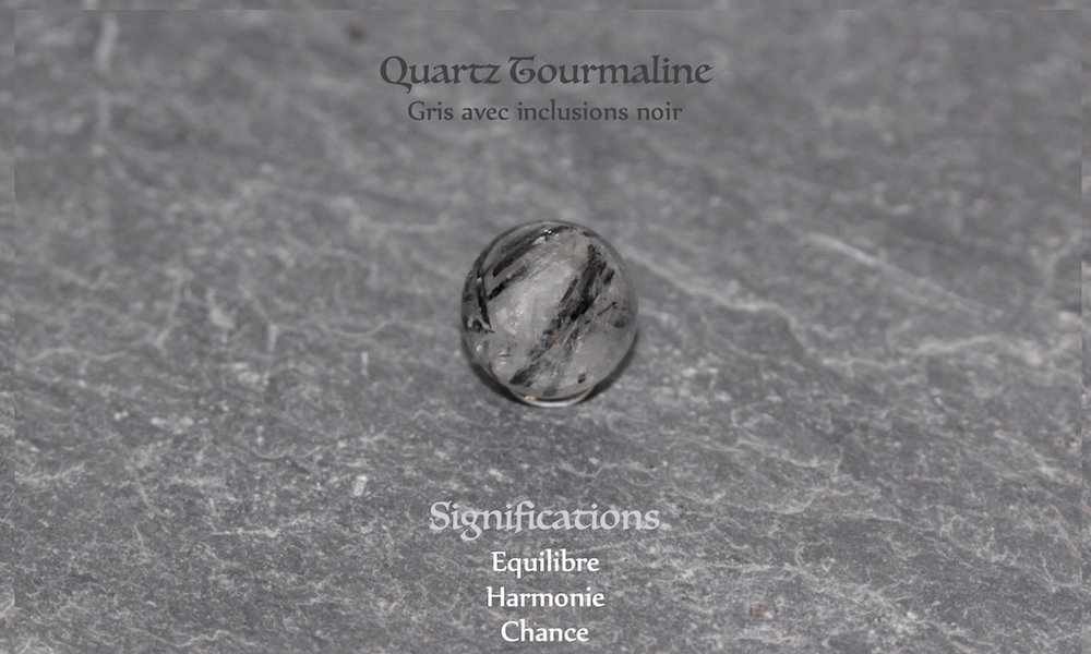 JAWERY - Quartz Tourmaline