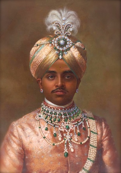 <img>#Maharaja #India #Necklace #Jewelry #Emerald Joaillerie Indienne