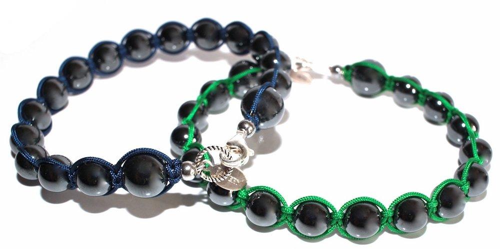 Bracelets Magnetism de l'atelier JAWERY