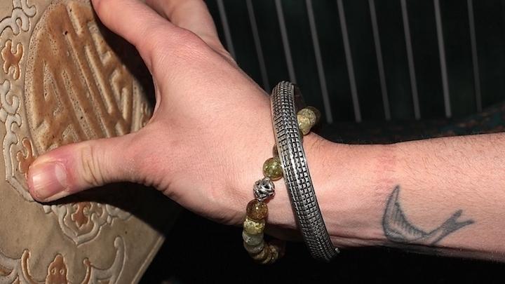 Bijoux de poignet de l'atelier JAWERY