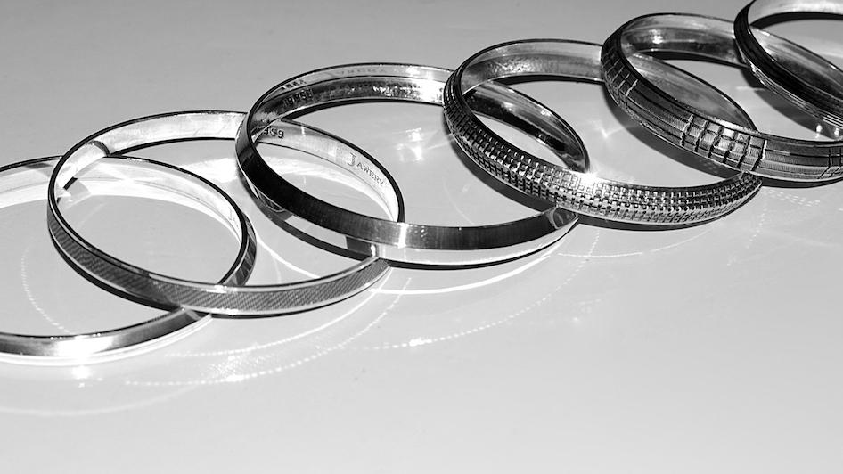 Bracelets Kara de l'atelier JAWERY
