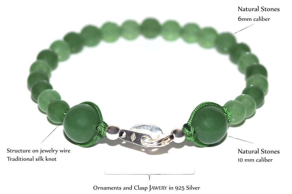Discretion Jade unique assembly from JAWERY