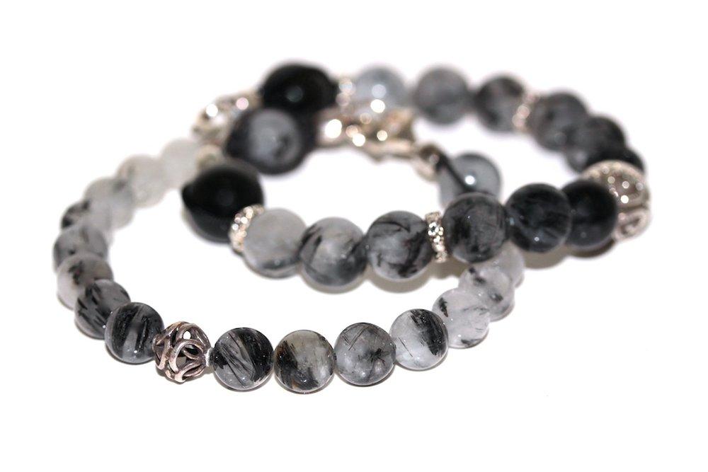 Aequilibrium bracelets from Atelier JAWERY Paris