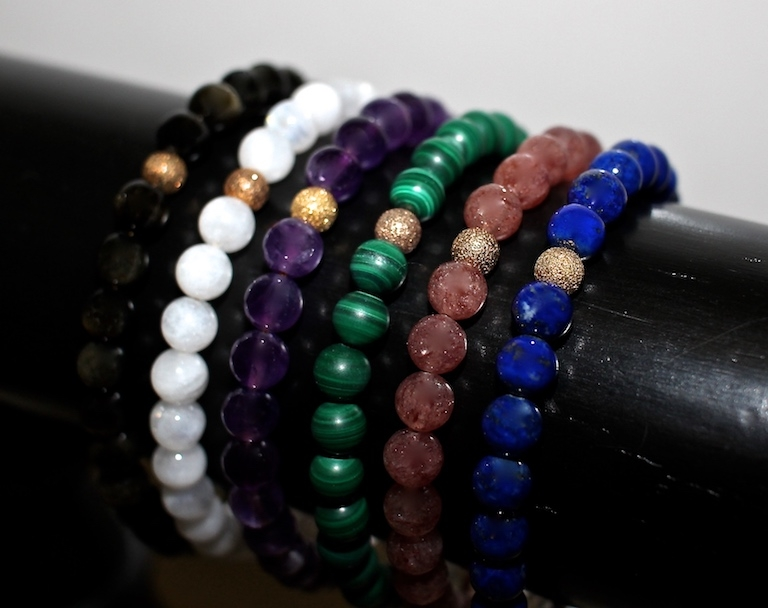 Precious bracelets in 18k gold from JAWERY PARIS