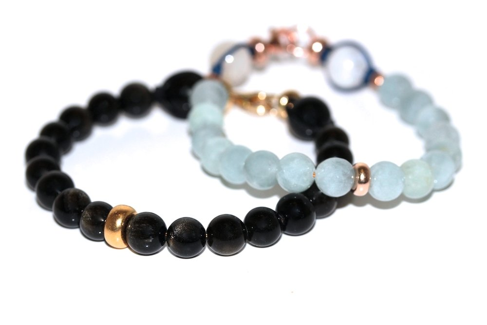 Precious bracelets from JAWERY