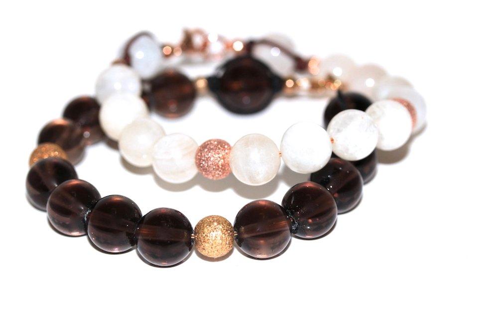 Precious bracelets from JAWERY