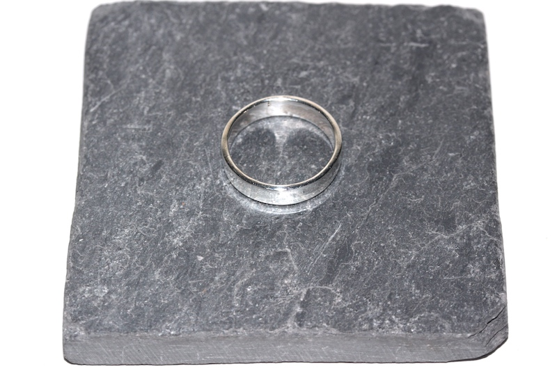 Bague mixe argent Atelier JAWERY
