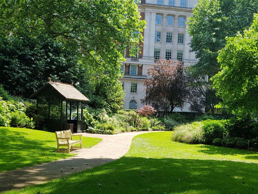 Portman Square Gardens