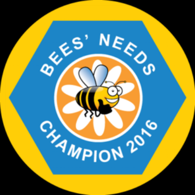 Award category:  Bees' Needs Champion Awards   Awarding body:  DEFRA   Project:  Wild West End   Partner:  Shaftesbury and Arup   Year:  2016