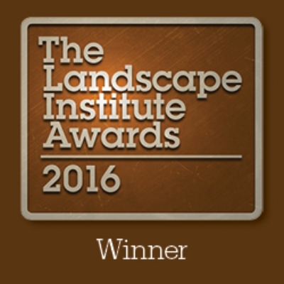 Award category:  Landscape Science, Management and Stewardship Award   Awarding body:  Landscape Institute   Project : The Crown Estate Ecology Masterplan   Partner:  The Crown Estate and Arup   Year:  2016