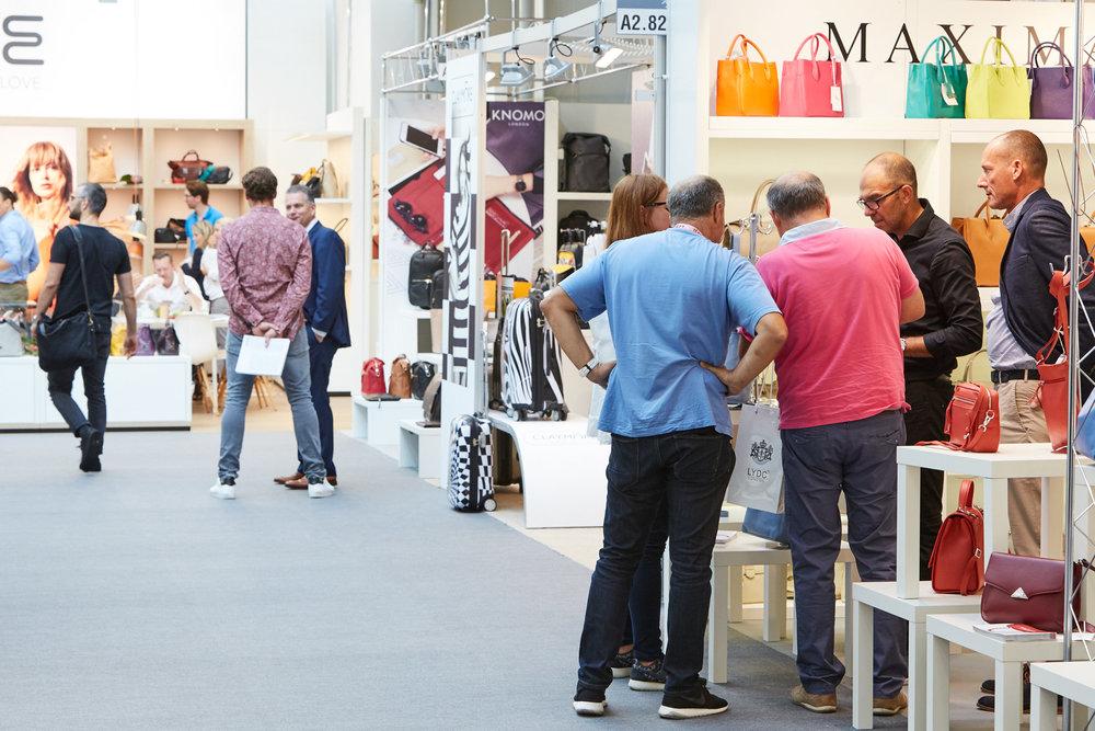 I.L.M – internationale Lederwarenmesse
