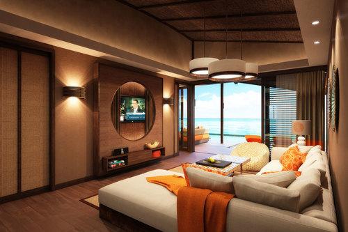 May 11 2015 Beach Hotel Resort Villa Hospitality Interior Architecture Design Meriem Hall Designs Lounge