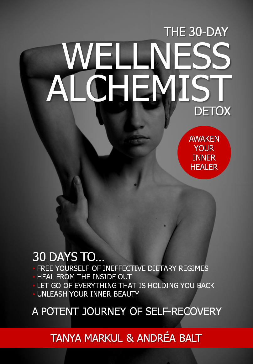 WELLNESS ALCHEMY GUIDEBOOK & DAILY JOURNAL. Get your copy of my30-Day Wellness Alchemist Detox guidebookhere.