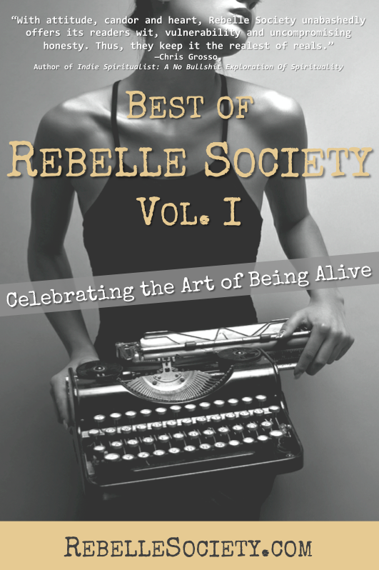 REBELLE SOCIETY BOOK I. Get your copy of the Best Of Rebelle Society Vol I here and stay tuned for Vol II coming in 2015!