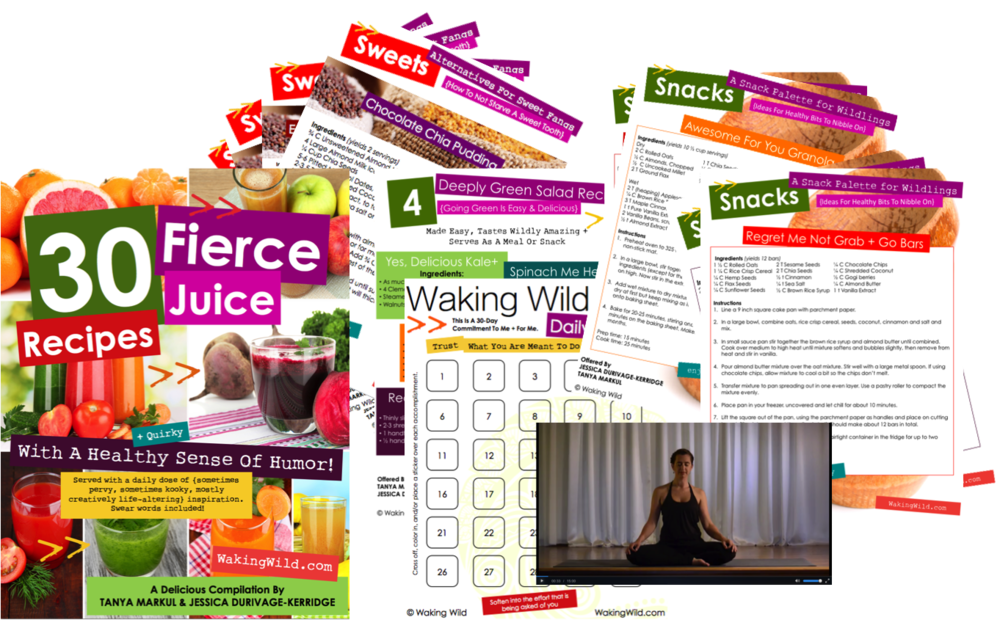 30-DAY EXERCISE KIT.Get your 30-day body reset kit created by me and Jessica Durivage-Kerridge here.
