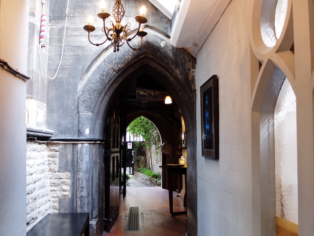 house of st barnabas entry