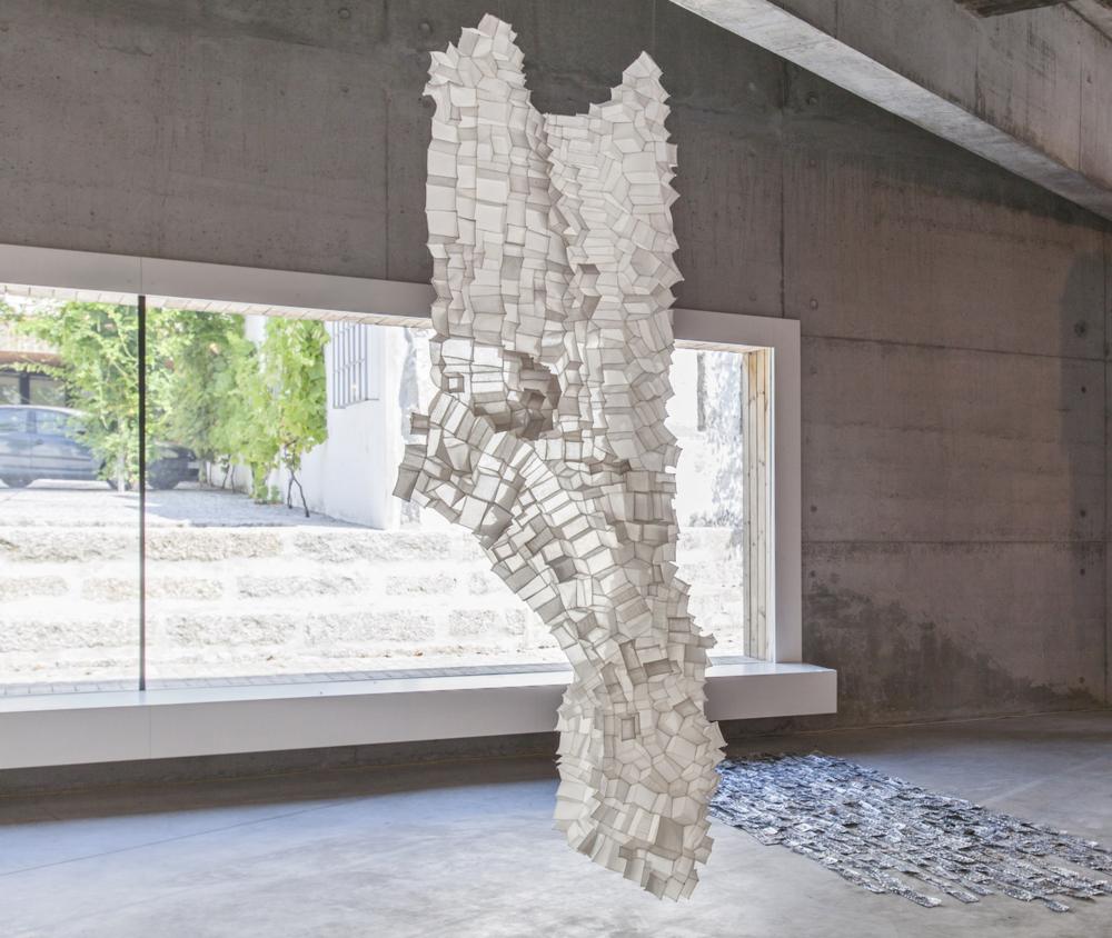 Plethora, Textile Sculpture (2013)    © Deepa Panchamia