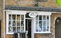 Armstrongs 33, High Street Broadway Tel: 01386 853373