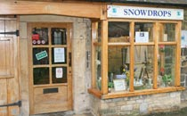 Snowdrops - St Richard's Hospice Shop 15 The Green Broadway Tel: 01386 854686