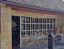 Broadway Wine Co 39 Kennel Lane Broadway, WR12 7DP  Tel: 01386 852501