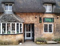 The Cotswold Chocolate Co 51 High Street, Broadway WR12 7DP Tel: 01451 798082 (Stow)