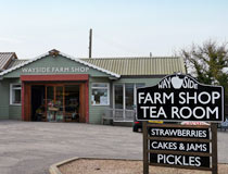 Wayside Farm Shop 50 Pitchers Hill, Wickhamford WR11 7RT Tel: 01386 830546