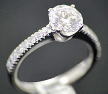 engagement ring goldsmithy broadway cotswolds