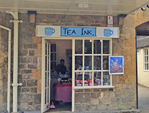 Tea Ink Tea/Coffee Shop The Green  WR12 7AA Tel: 01386 852112 Teas, coffees, teapots, cards