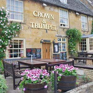 Crown & Trumpet   Inn   Church Street Broadway