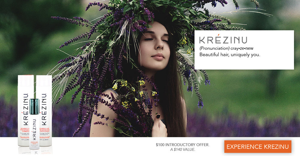 Krezinu- One product, four concepts