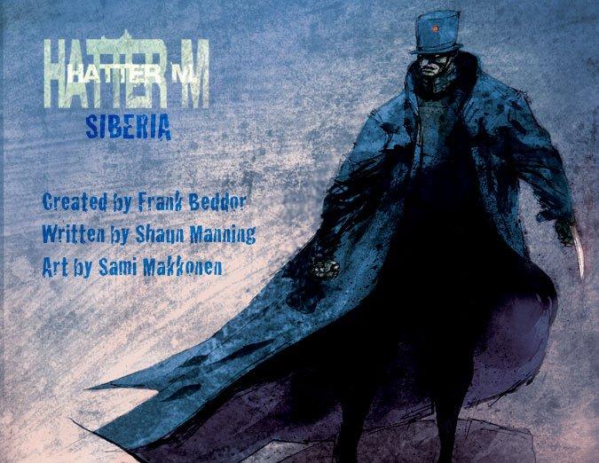 Hatter M: Siberia