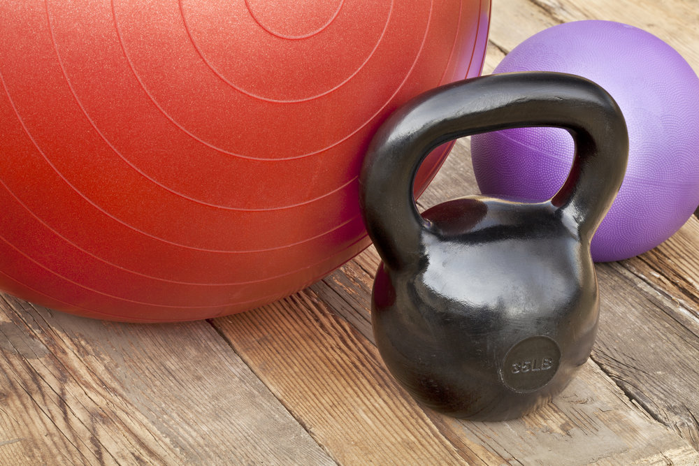 kettle bell personal trainers in Alton Hampshire