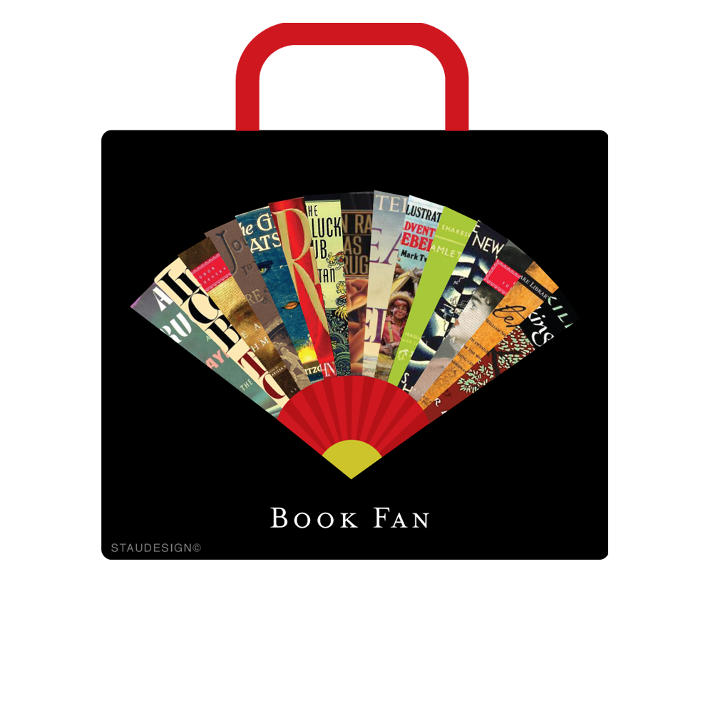 Book Fan-Proposed Book Tote Design