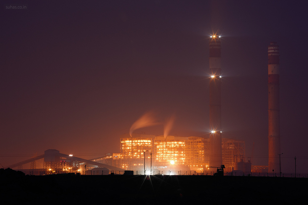 Jindal Power plant , Jaigadh , Konkan , Maharashtra