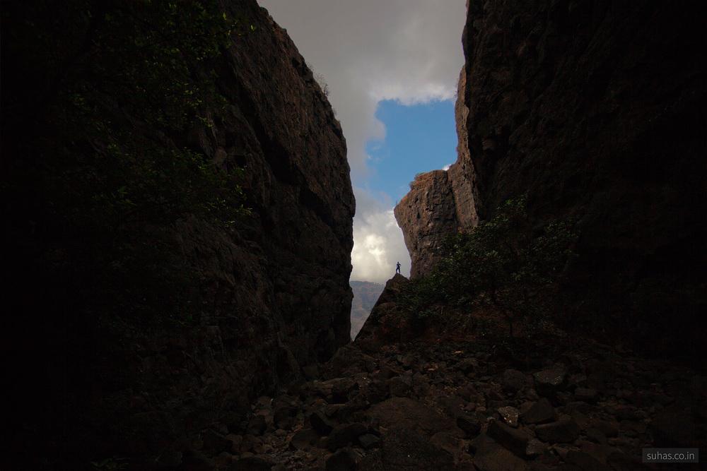 Sandhan valley (ghalai), Bhandardara