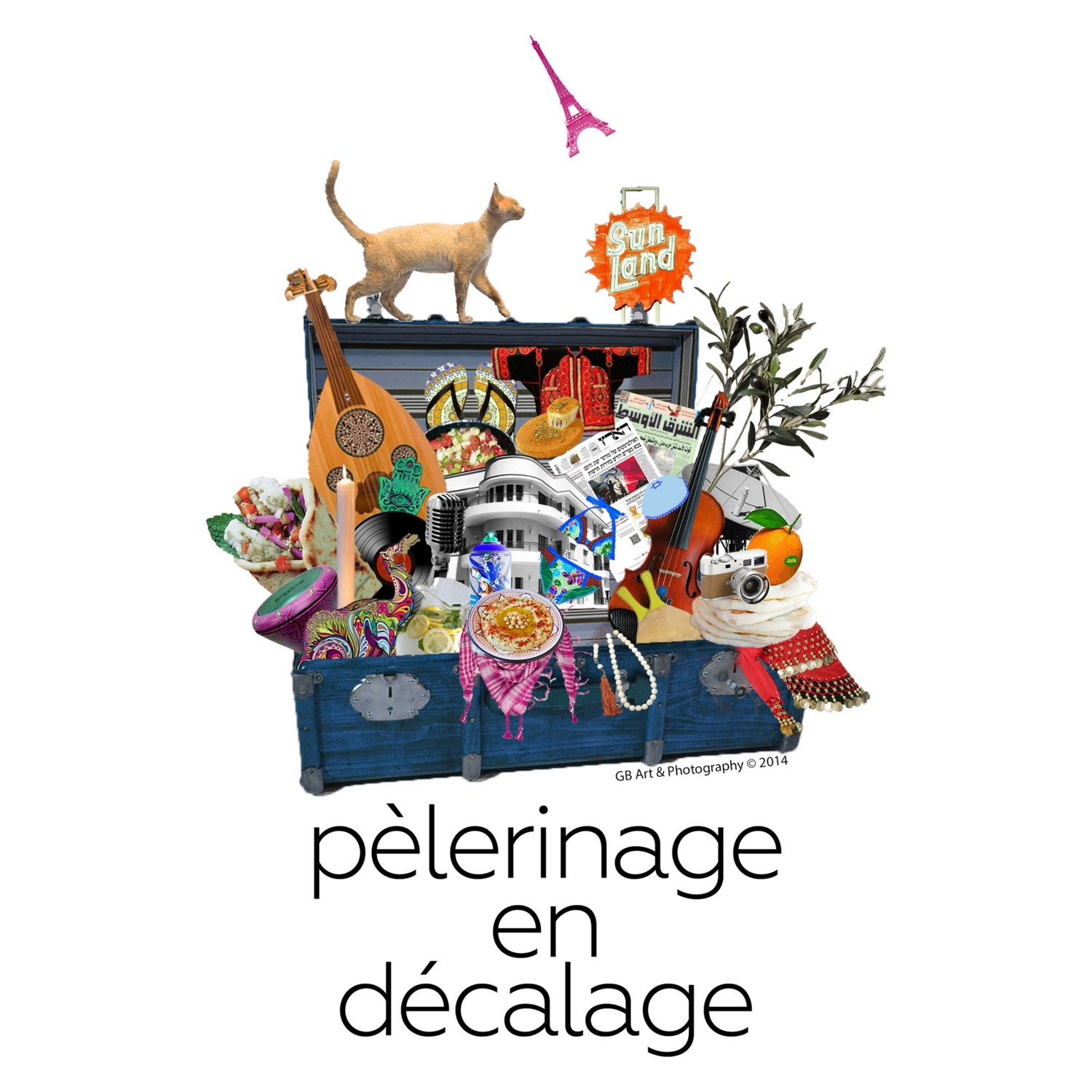 Pèlerinage en décalage