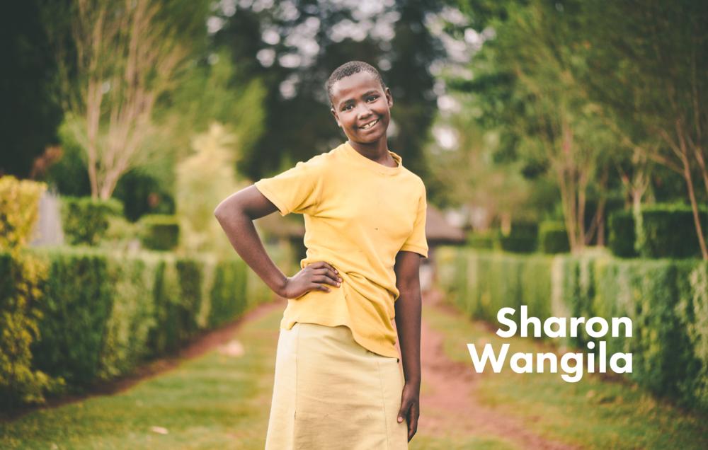 Sharon Wangila