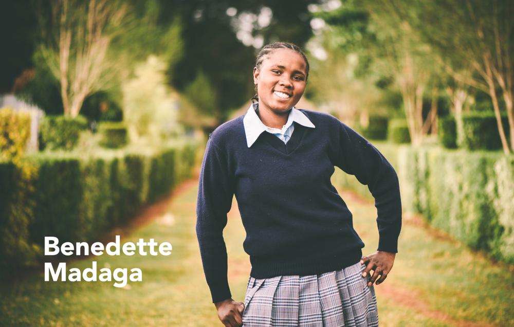 Benedette Madaga