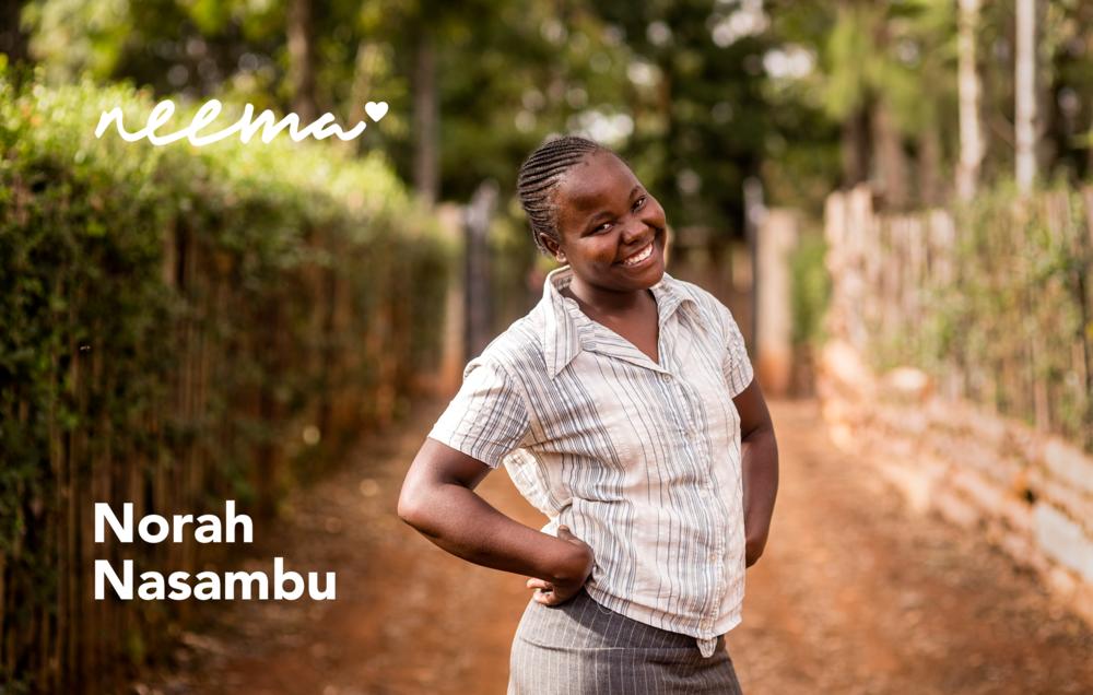 Norah Nasambu