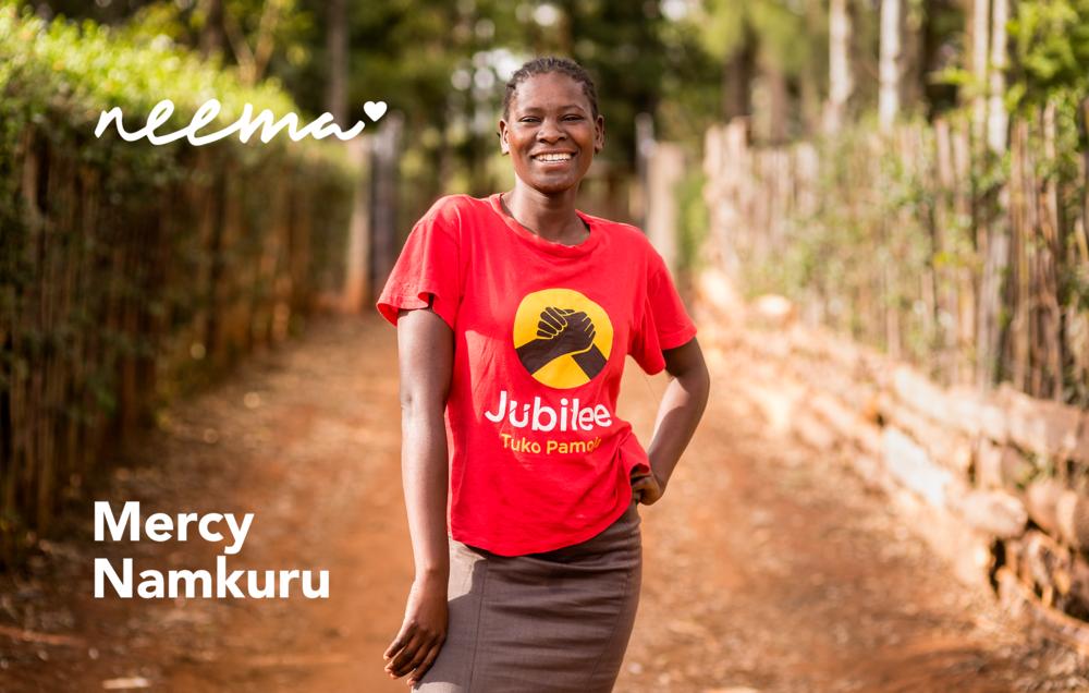 Mercy Namkuru
