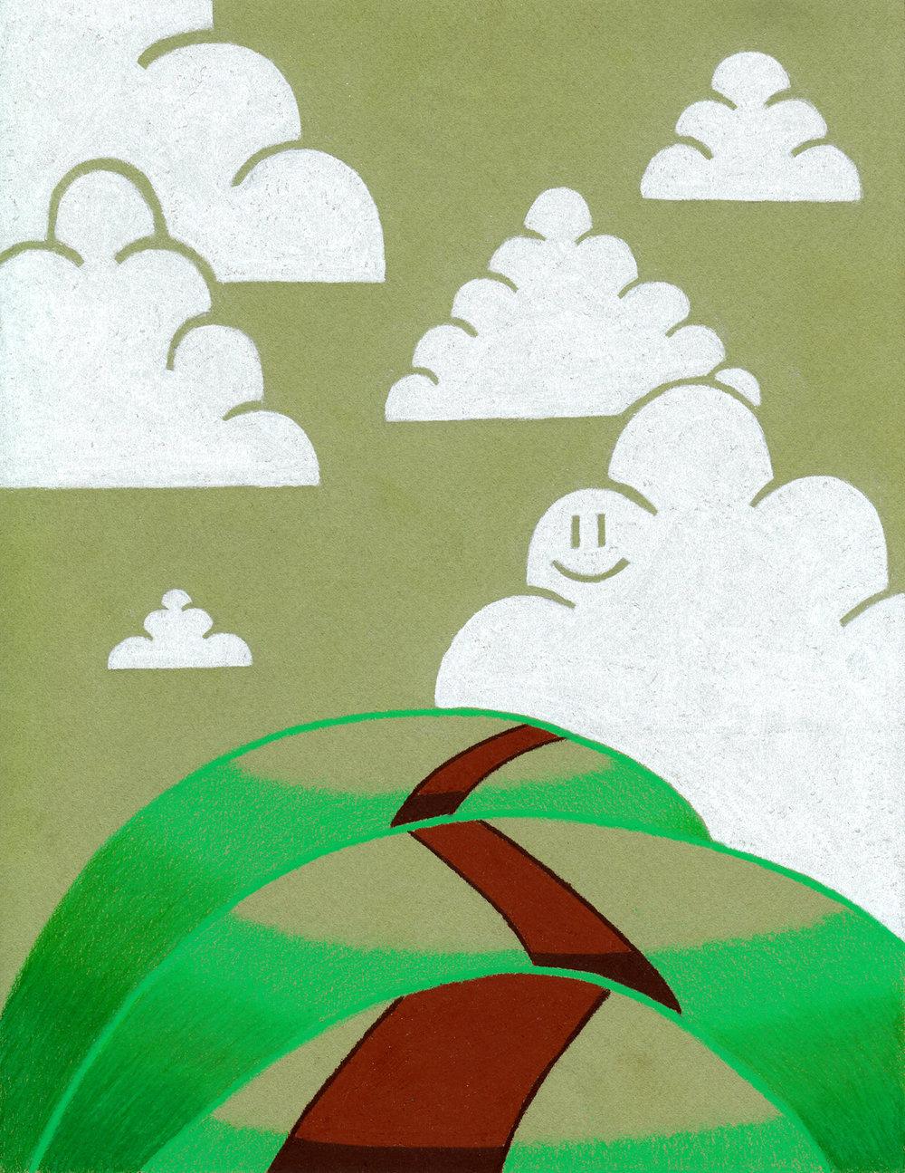 Hills & Clouds (2011)