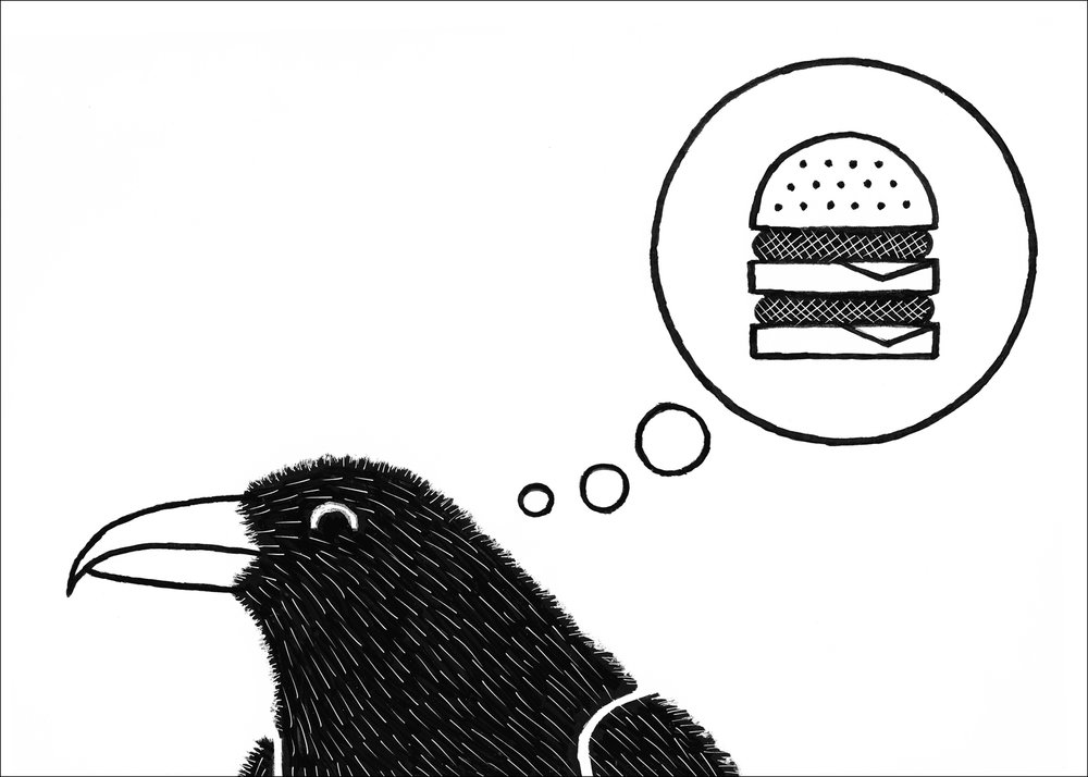 Hungry Crow (2013)