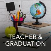 Teacher & Graduation