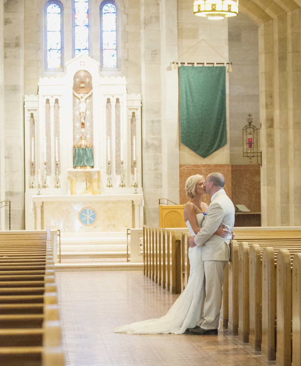 Church Ceremony - Philadelphia Wedding Photographer